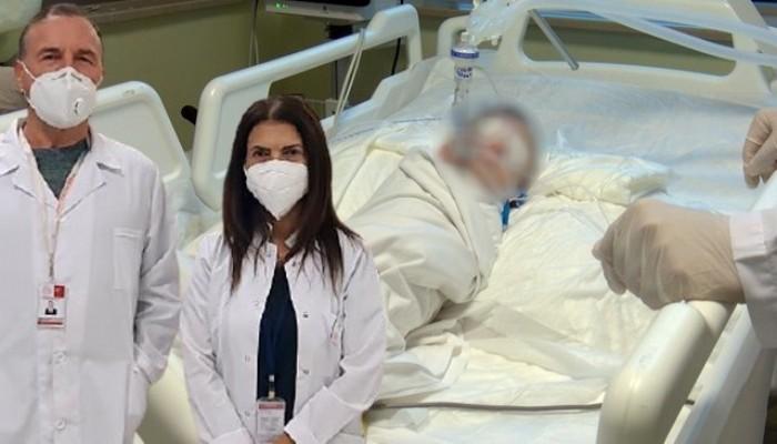 'Bu dalgada Kovid, ikincil enfeksiyon olarak çocukların hayatını tehdit ediyor' (VİDEO)