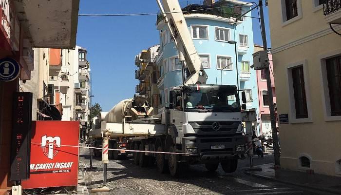 Kayserili Ahmet Paşa caddesinin çilesi bitmiyor