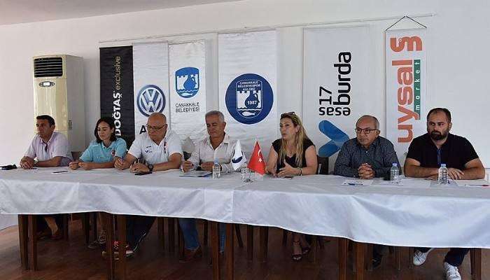Çanakkale Belediyespor yeni sezona hazır
