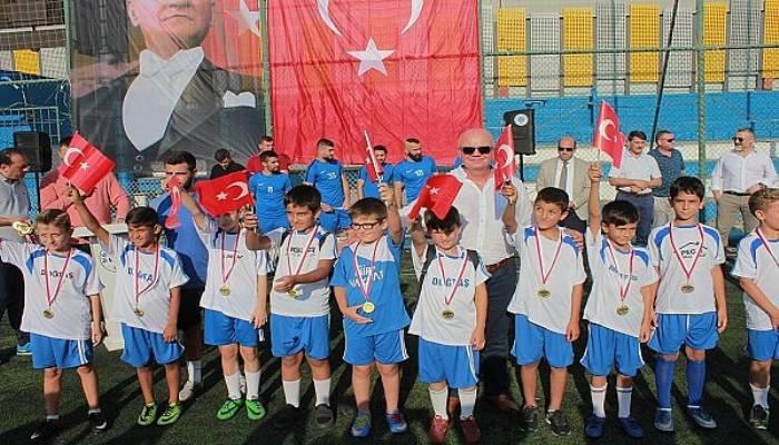 Bigaspor Yaz Futbol Okulu Tamamlandı