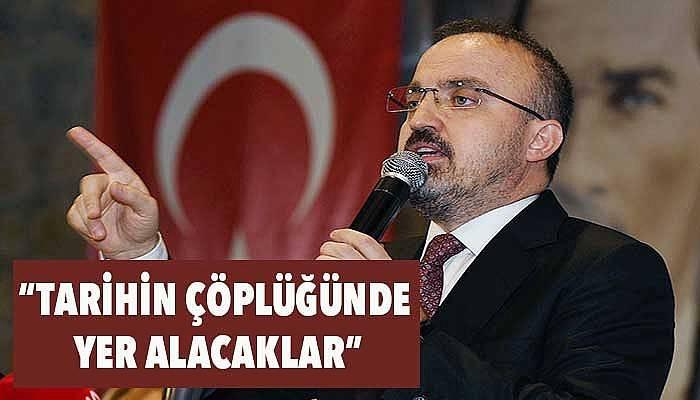 Bülent Turan parti değiştirenlere seslendi