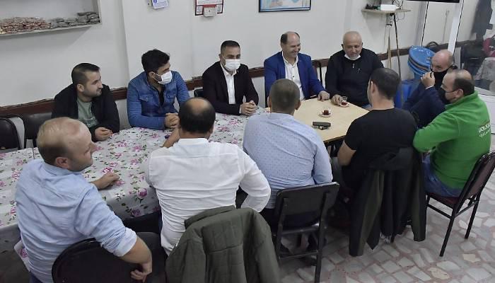 Başkan Erdoğan vatandaşlarla buluştu