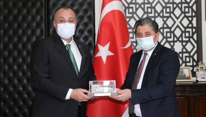 İstiklal Marşımızın 100. Yılı ve Mehmet Akif Ersoy Anma Yılını BÖLGEMİZ İÇİN FIRSATA ÇEVİRMELİYİZ