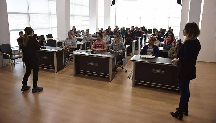 Koronavirüse İlişkin Bilgilendirme Toplantıları Düzenlendi