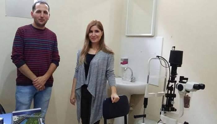 Biga Devlet Hastanesinde katarakt ameliyatları başladı