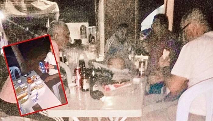 Şehitlikte alkol alan 3 kişi CHP'den ihraç edildi (VİDEO