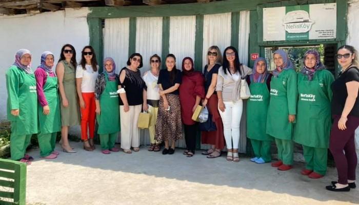 'İlimizde kadın istihdamının artırılmasını destekliyoruz'