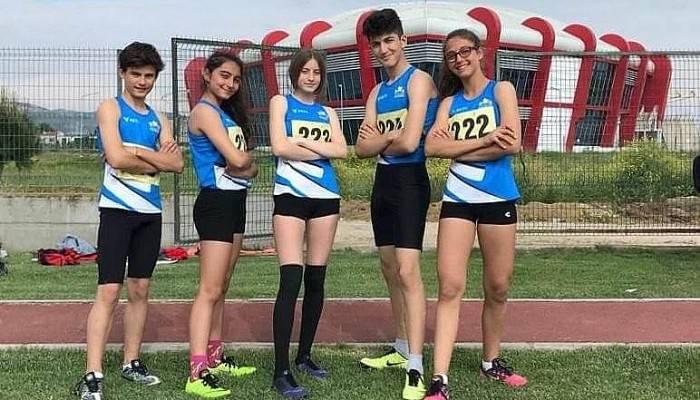 Belediyespor'dan Atletizmde Büyük Başarı