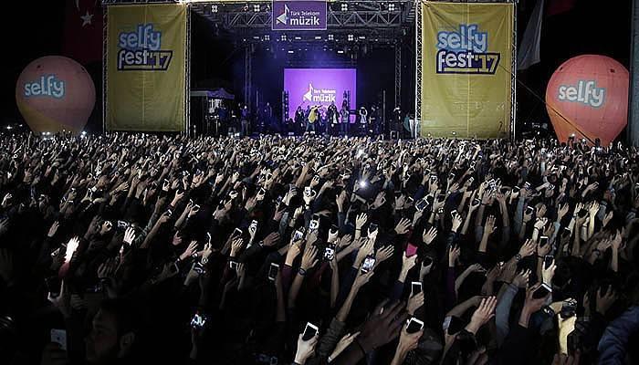 Selfy Fest'17,18 Mayıs'ta Çanakkale 18 Mart Üniversitesi'nde