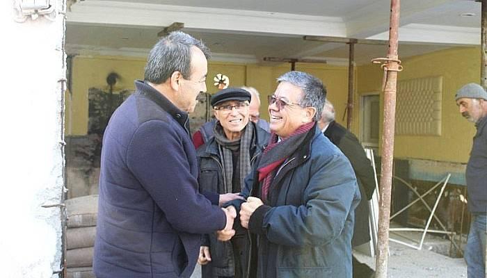Başkan Adayı Ural, Gökçeada'da ki delegelerle buluştu