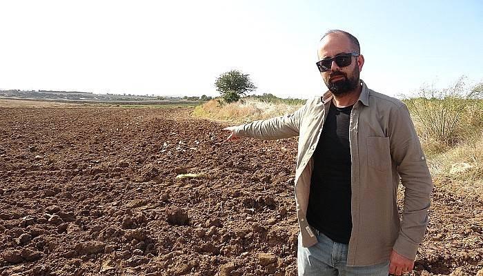 Amerikan ambargolarına tepki gösteren Çanakkaleli muhtar, yerli ve milli tohum projesini başlattı (VİDEO)