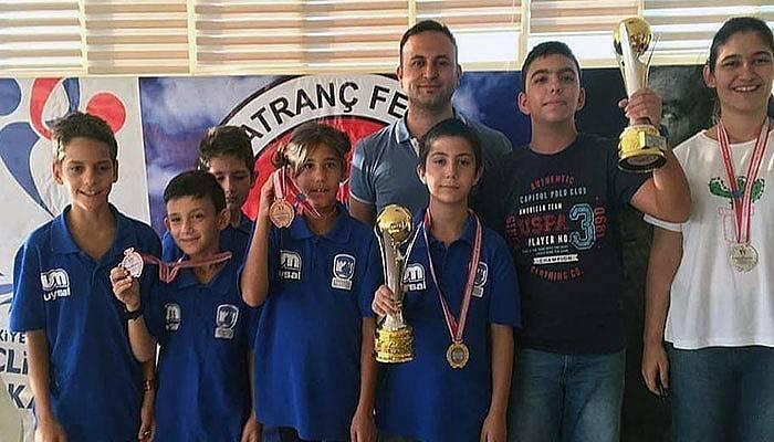 Zafer Kupası'nda Belediyespor'a 3 Kupa ve 4 Madalya