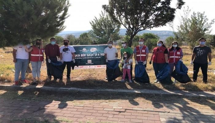 Çanakkale'de 'Dünya Temizlik Günü' Etkinliği