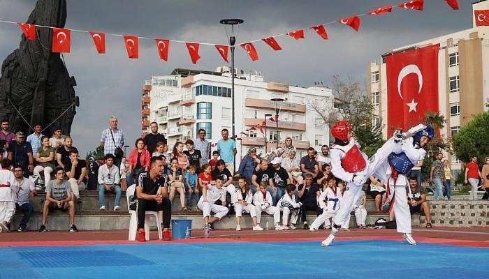 Taekwondo Şampiyonası sona erdi