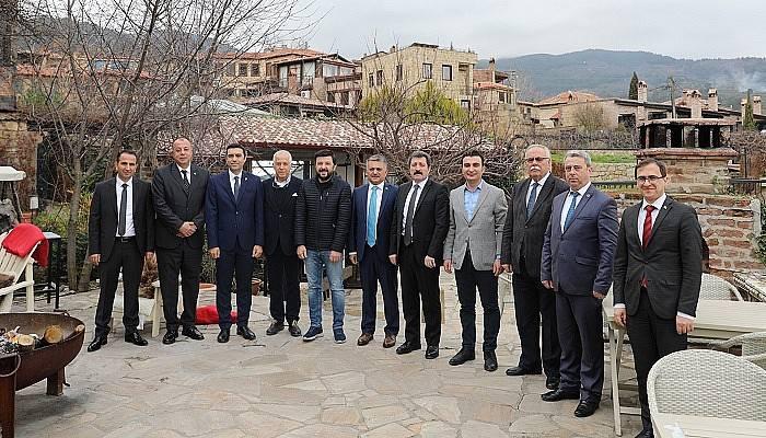 """Cumhurbaşkanlığı Türkiye Bisiklet Turu'na """"Troya Müzesi"""" Damga Vuracak"""