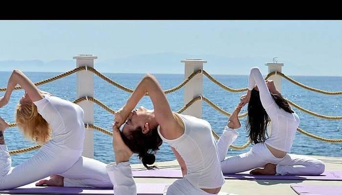 Kazdağları'nda Yoga Festivali