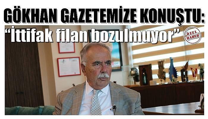 """""""İTTİFAK FİLAN BOZULMUYOR, BEN TARAF DEĞİLİM Kİ"""""""
