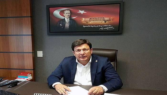 CHP'li Erkek: Konuşmayı engellemek, aczin ifadesi