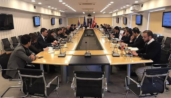 GMKA Sınır Ötesi İşbirliği Programları İçin Gerçekleştirilen Toplantıya Katılım Sağladı