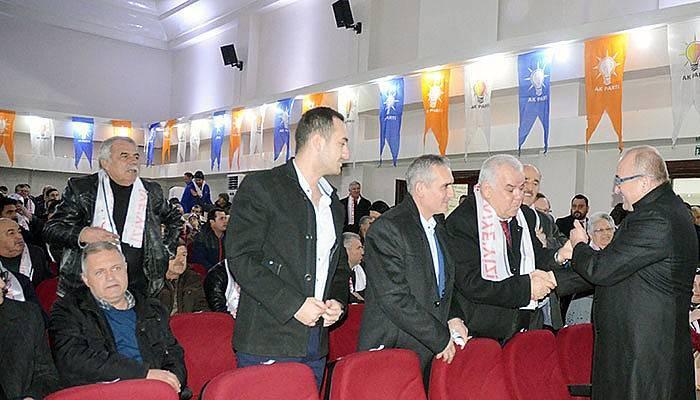 AK Parti Gelibolu'da danışma toplantısı