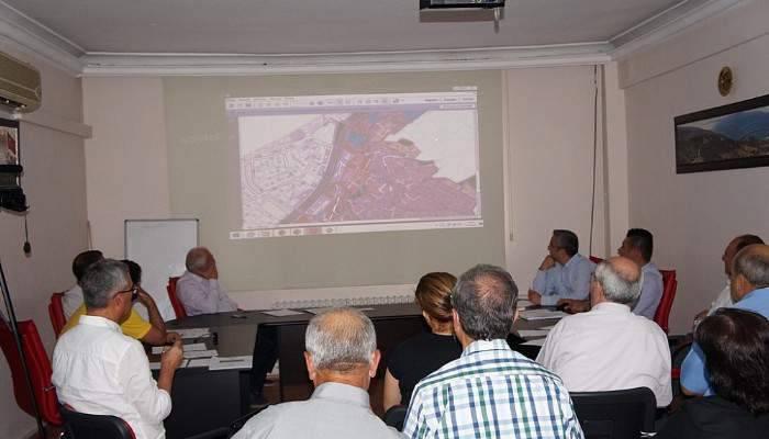 Lapseki'de imar planlaması yeniden güncelleniyor
