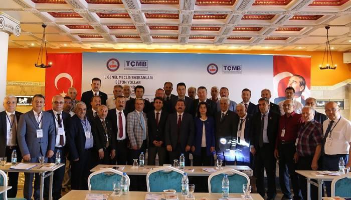 Çanakkale'de İl Genel Meclis Başkanları Eğitim Semineri