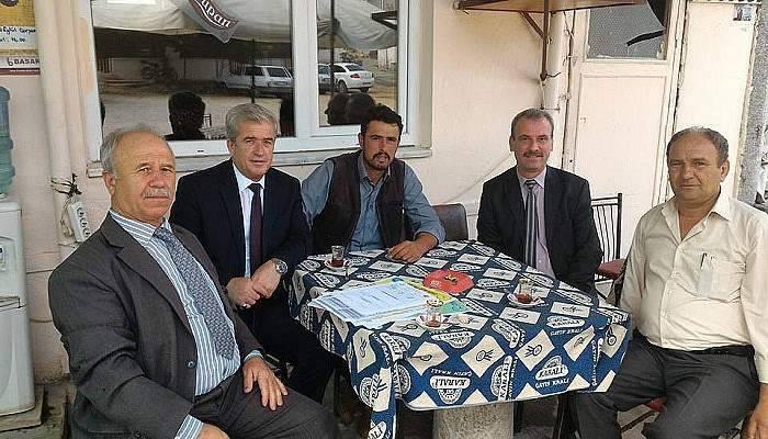 Lapseki'de, Halk Eğitim Merkezi köy kursları başladı