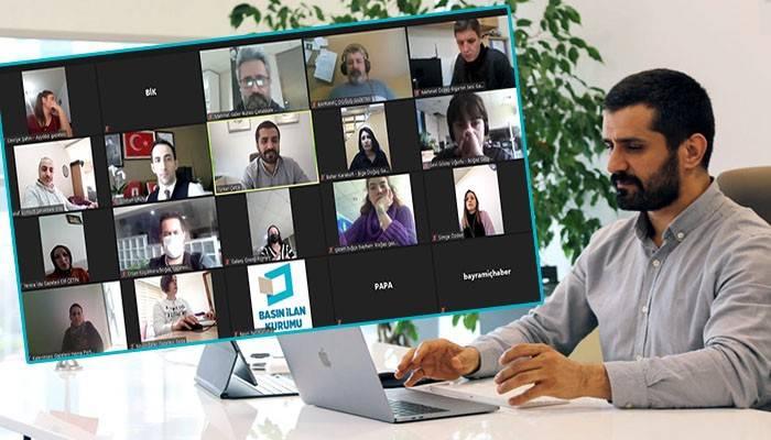 Balıkesir ve Çanakkale Basınına 'Dijitalleşme ve Sosyal Medya Yönetimi' Eğitimi