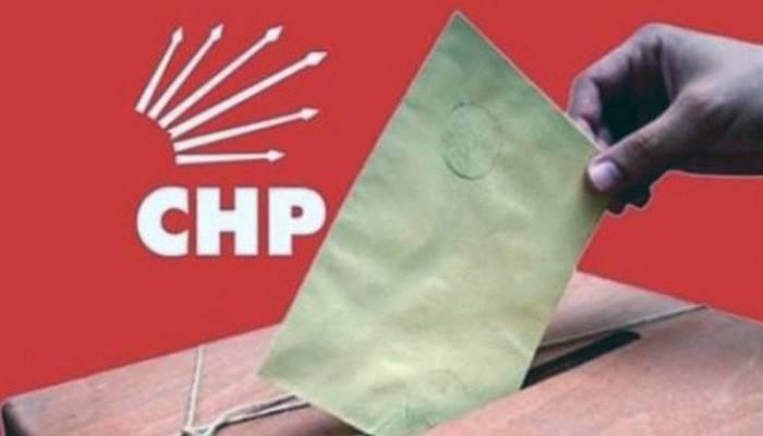 CHP delege seçimleri ertelendi!