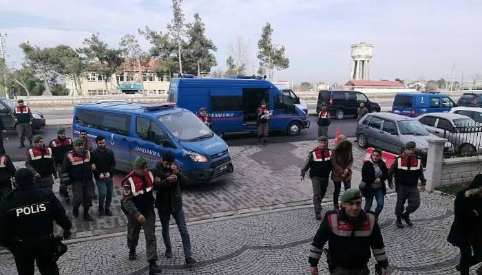 PKK/KCK operasyonu 6 gözaltı