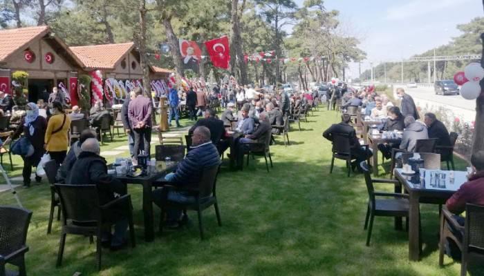 Ayvacık Belediyesi Kır Lokantası Açılışı Gerçekleştirildi