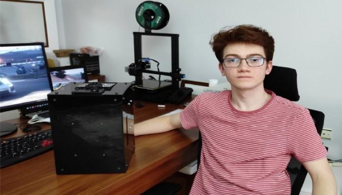 Lise Öğrencisi PCR Cihazı Üretti (VİDEO)