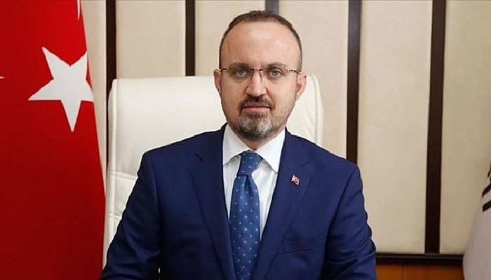 Turan, Meclis'teki gerginliği değerlendirdi