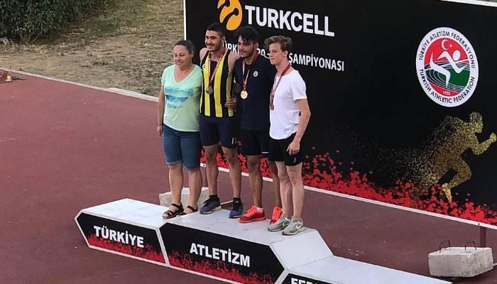 Aşkın Türkiye Şampiyonu Oldu
