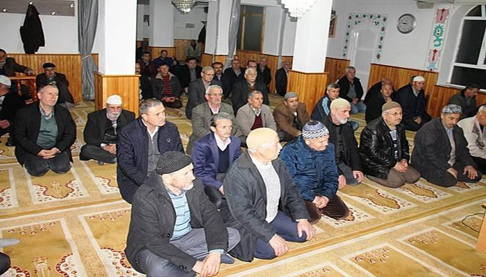 Çan'da 18 Mart şehitleri için mevlid