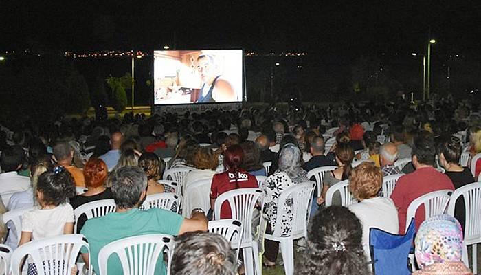 Çanakkale'de açık hava sinema geceleri