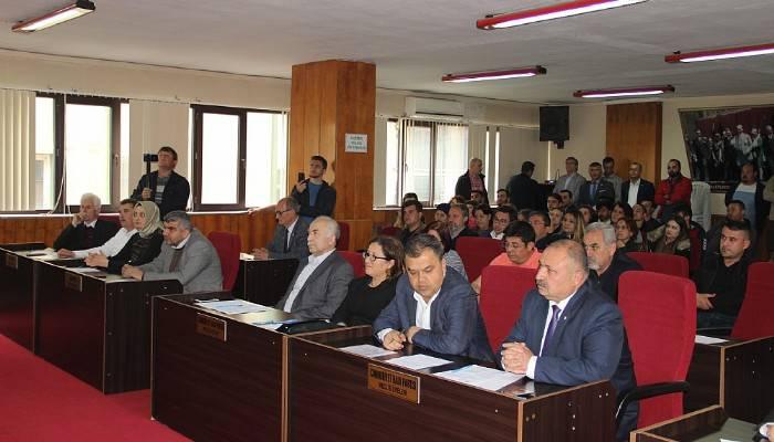 Çan Belediyesi Mayıs ayı toplantısı gerçekleşti