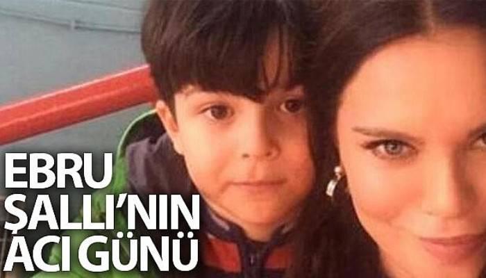 Ebru Şallı'nın oğlu Pars hayatını kaybetti