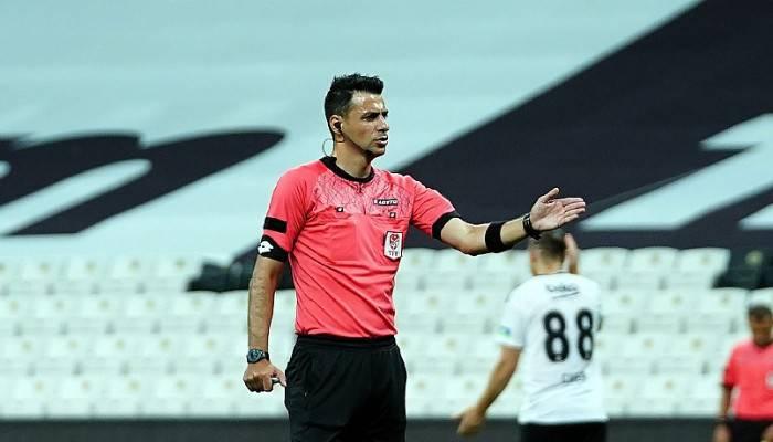 Başakşehir- Kayserispor maçını Çanakkale Bölge Hakemi Ali Şansalan yönetecek