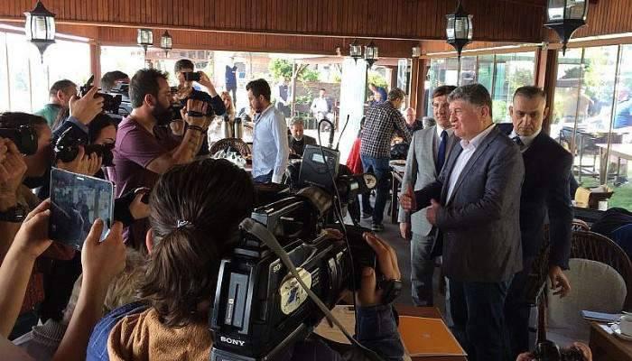 Başkan Ünal, Çanakkale basınıyla buluştu
