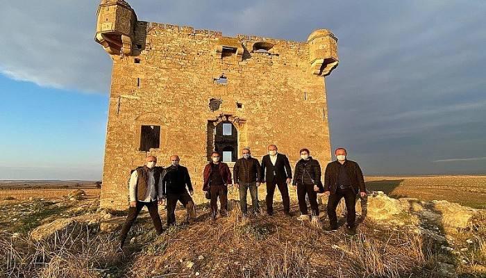 Vali Aktaş'tan Troya Tarihi Milli Parkı'nda inceleme