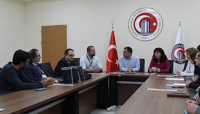 Korona Virüsü Acil Eylem Planı Toplantısı