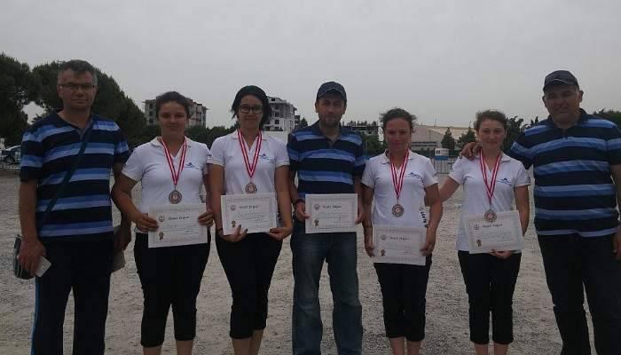 Çan Anadolu Lisesi'nden büyük başarı