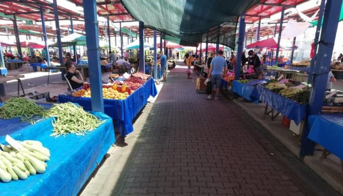 Meyve pahalı, Sebze ucuz