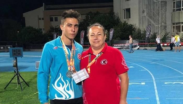 Milli Atlet Oğuz Uyar'dan 3 Madalya