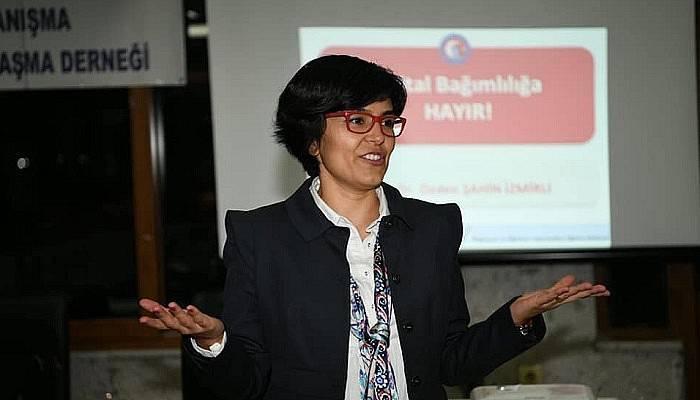 Lapseki'de 'Dijital Bağımlılık Semineri' düzenlendi