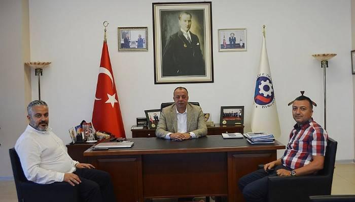 Limak Enerji'den ÇTSO Yönetim Kuruluna Ziyaret