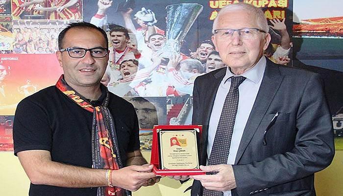 Galatasaray Taraftarlar Derneği'nde Düzenli Görevde (VİDEO)