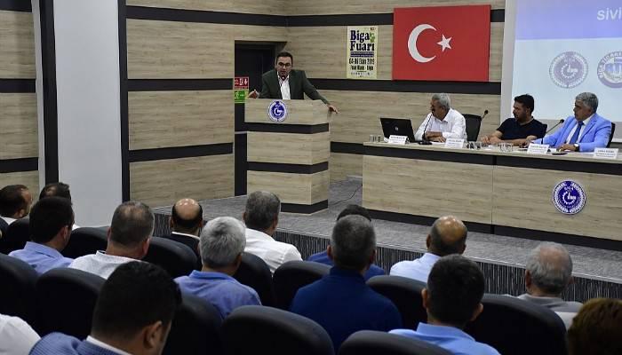 Başkan Erdoğan'dan STP toplantısında önemli mesajlar
