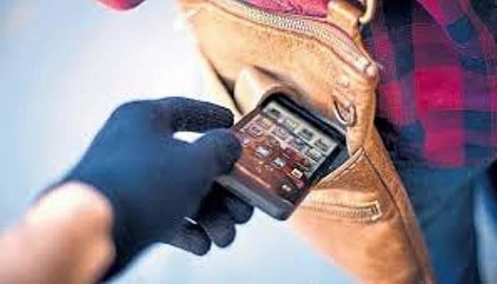 Telefon Hırsızı Tutuklandı